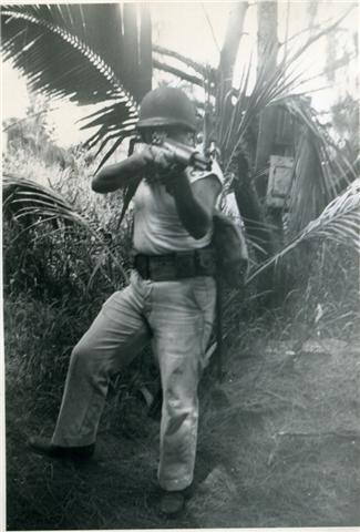 WWII Army Schofield, HI Pearl Harbor Survivor Attack