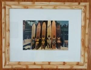 Vintage longboards