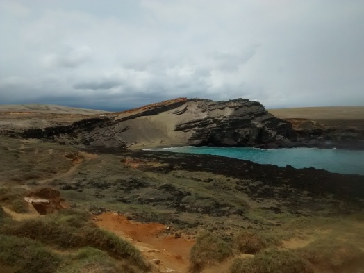 Green Sand Beach Hike